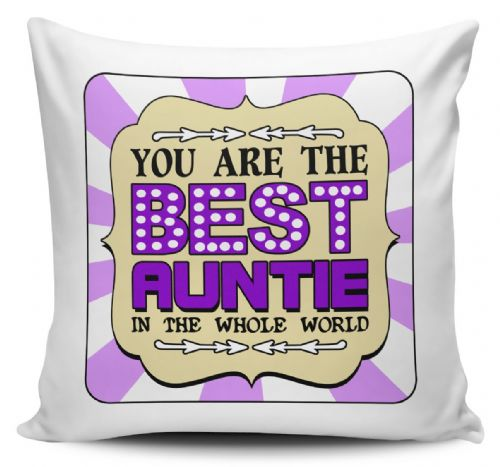 You Are The Best In The Whole World Cushion Cover - PINK